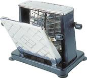 Первые электрические тостеры с корпусом. Конец XIX - начало XX века