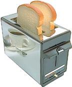Тостер в стиле ретро