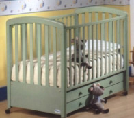 Классические кроватки